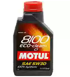 Motul 8100 Eco-clean+ 5W-30 C1